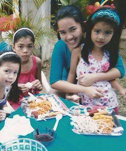 Photo: Cherry-Luz-C., BScN, Nanny with Children /Caregiver to Senior