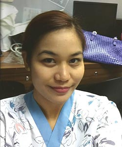 Photo: Emaleen-C., BScN, Position with Seniors, Eldercare, Caregiver