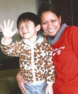 Photo: Emma-E., Caregiver /Domestic Helper with Children