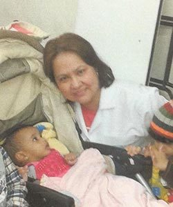 Photo: Jacqueline-M., BScN Caregiver /Nurse Seniors or Children
