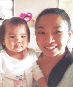 Photo: Kristel Joyce B., BSHM, Nanny /Caregiver
