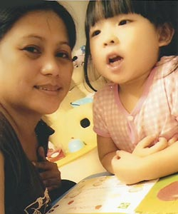 Photo: Marichel A., Domestic Helper /Nanny